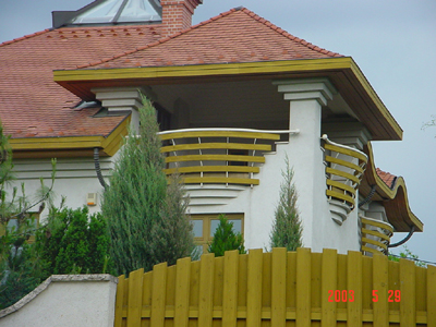 Ház ,építőipar