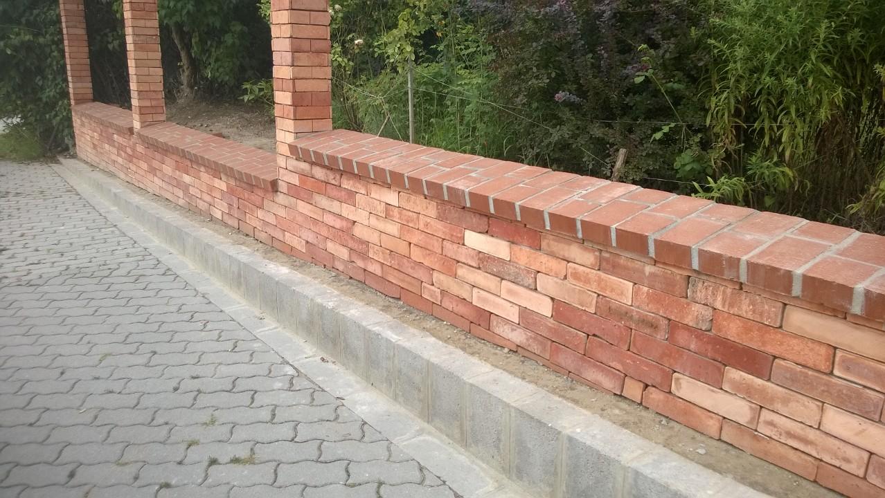 kerítés fedkö, beton fedkő